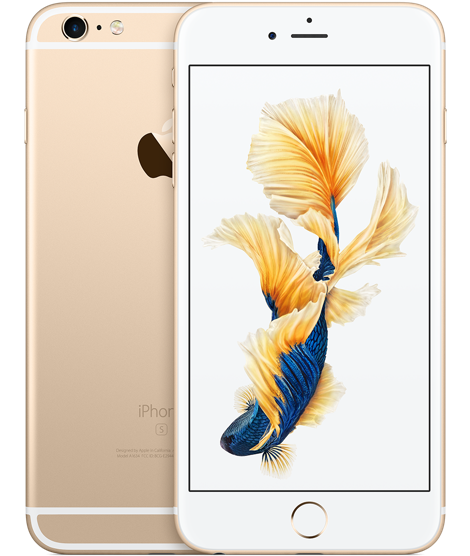 iPhone 6s Plus 64 Go Gold (1 an de Garantie)
