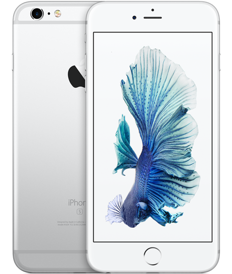 iPhone 6s Plus 64 Go Silver (1 an de Garantie)