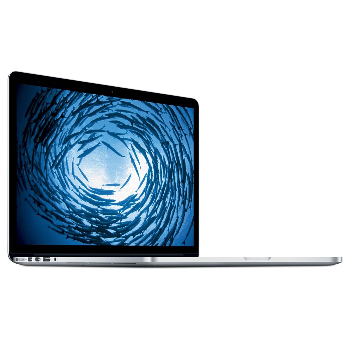 """MacBook Pro 15"""" Retina Core i7 Quad 2,2 Ghz-16 Go RAM-256 Go SSD (1 an de Garantie)"""
