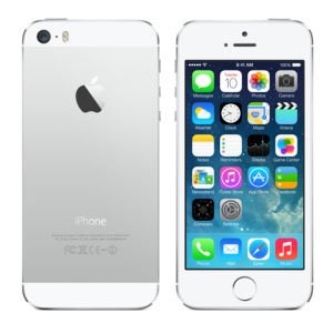 iPhone 5s 16 Go Silver (1 an de Garantie)