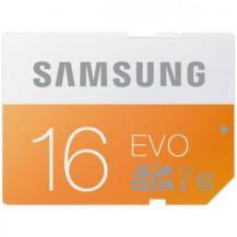Carte mémoire Samsung SDHC 16 Go EVO Class 10