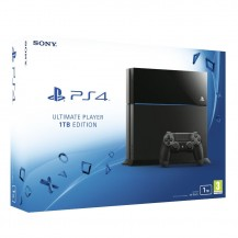 Sony PlayStation 4 (1 To Edition) (1 an de garantie)