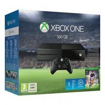 Microsoft Xbox One + Fifa 16 (1 an de garantie)